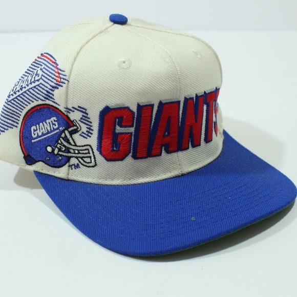 VTG Sport Specialties SnapBack Hat New York Giants 8fb3a4241